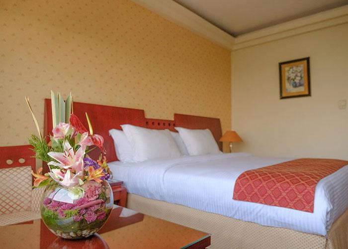 دو تخته دبل هتل هما شیراز