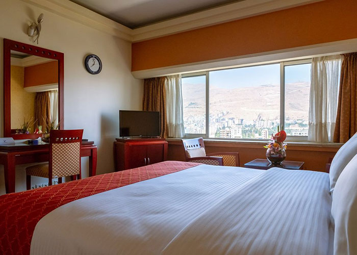 عکس سوئیت هتل هما شیراز