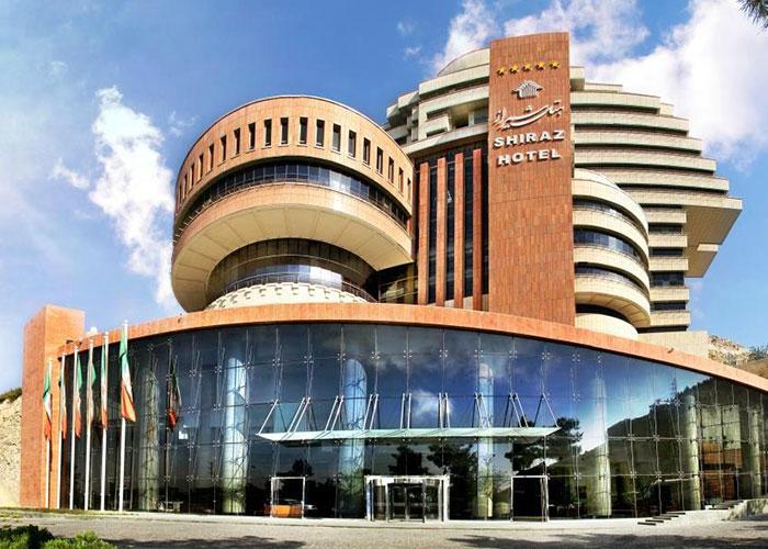 ساختمان هتل بزرگ شیراز