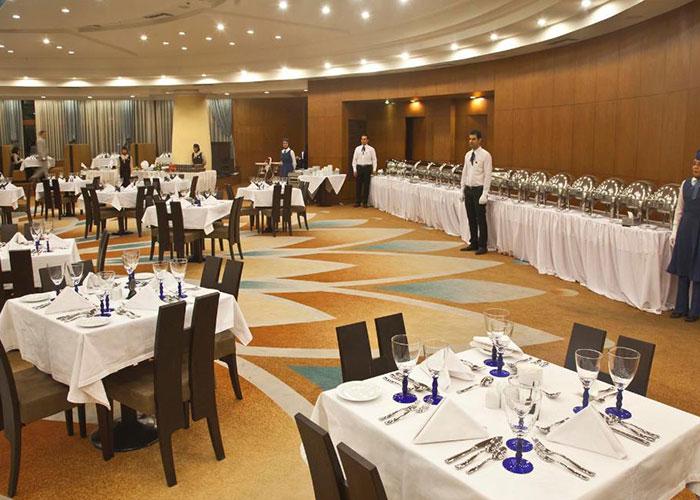 رستوران ایرانی هتل بزرگ شیراز