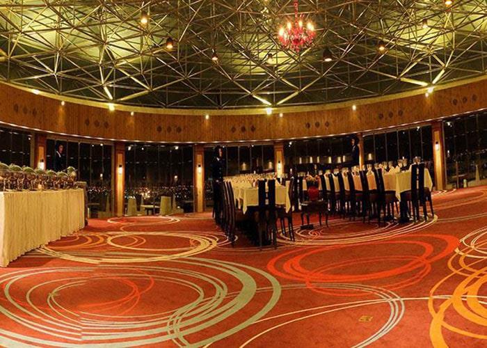 رستوران دریایی هتل بزرگ شیراز
