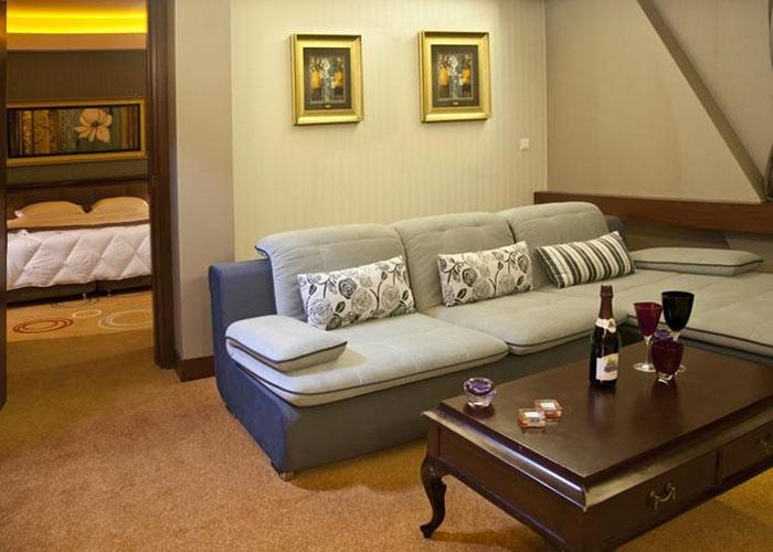 کانکت هتل بزرگ شیراز