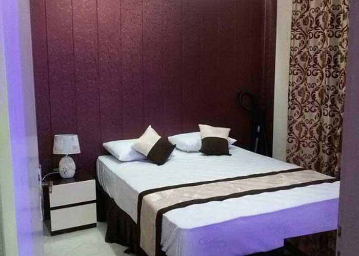 دو تخته هتل سیمرغ کیش