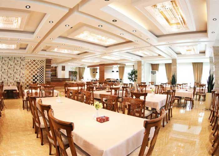 رستوران میامی هتل سیمرغ تهران