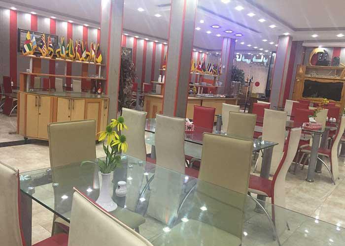هتل سیراف بوشهر