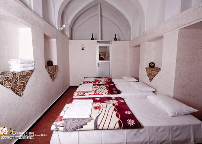 هتل سنتی شوشتر