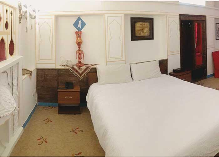 اتاق دو تخته دبل هتل سنتی