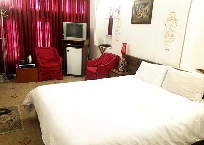 دو تخته هتل سنتی اصفهان