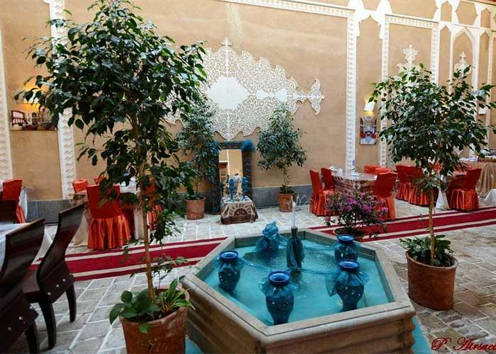 تصاویر هتل سنتی اصفهان