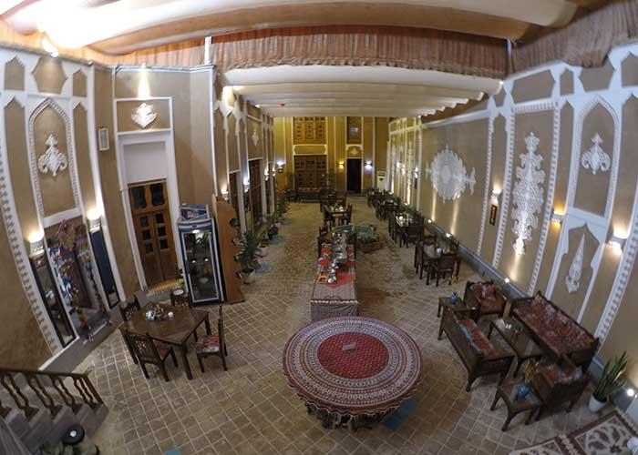 رستوران هتل سنتی اصفهان
