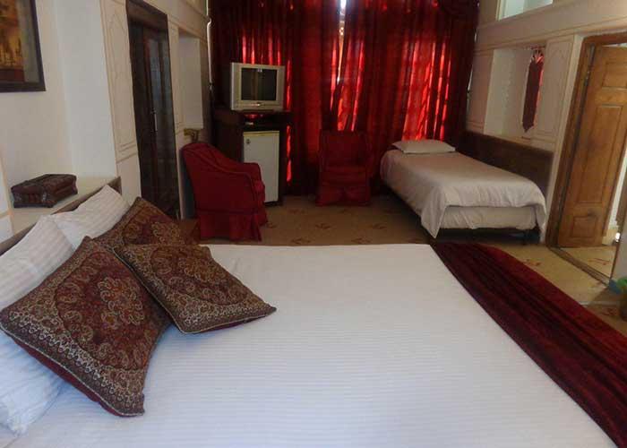 سه تخته هتل سنتی اصفهان