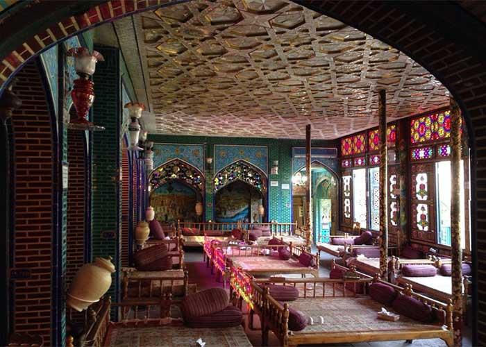 چایخانه هتل سنتی اصفهان