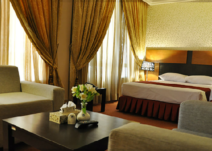 تصاویر هتل آپارتمان سروش مشهد