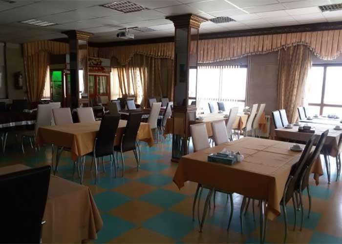 رستوران هتل شورابیل اردبیل