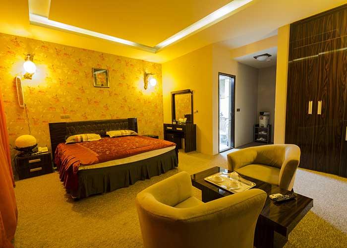 دو تخته ویژه هتل شورابیل اردبیل