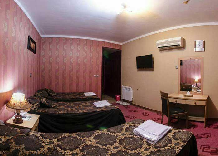 عکس سه تخته هتل تالار شیراز