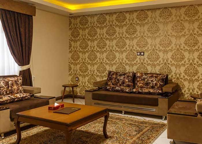 عکس سوئیت هتل تالار شیراز