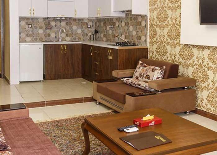 سوئیت هتل تالار شیراز