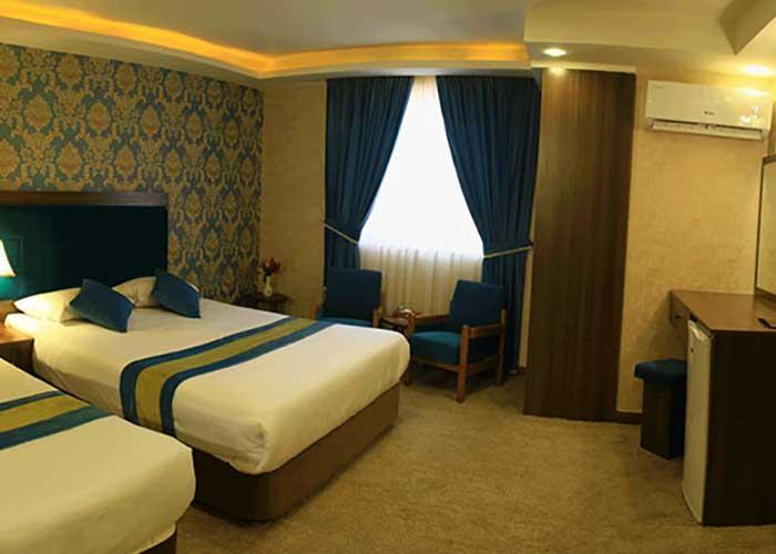 عکس اتاق هتل تالار شیراز