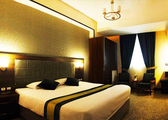 اتاق هتل تالار