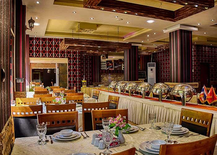 عکس رستوران هتل تالار شیراز