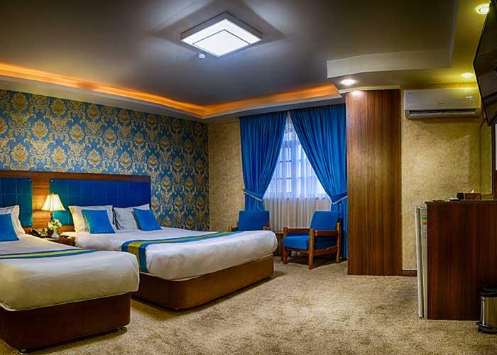 سه تخته هتل تالار شیراز