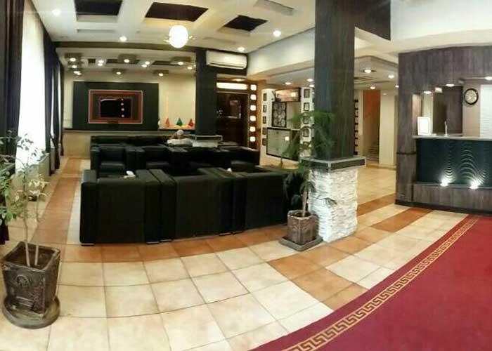 لابی هتل تالار شیراز