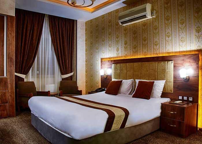 دو تخته هتل تالار شیراز