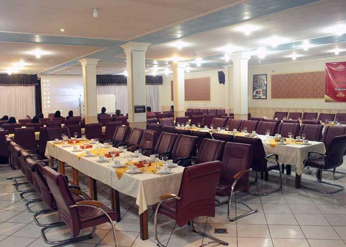 سالن همایش هتل تالار شیراز