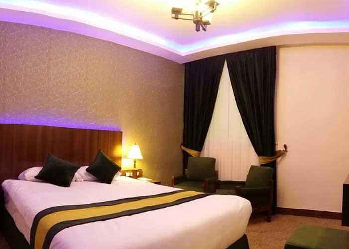 هتل تالار شیراز اتاق دبل