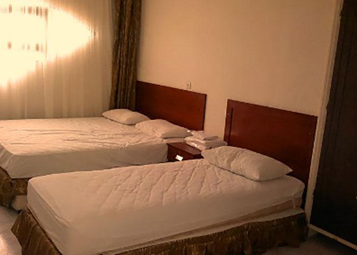 هتل تماشا کیش
