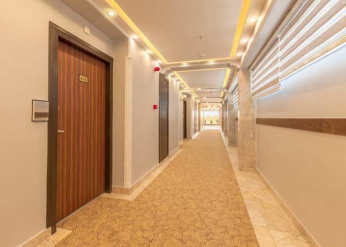 راهرو هتل تارا مشهد