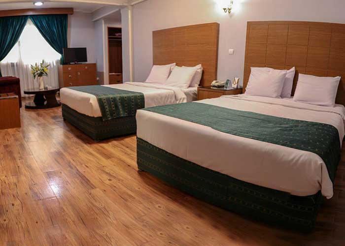 چهار تخته هتل تارا مشهد