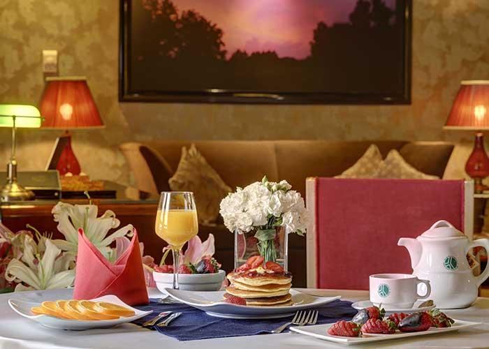 سوئیت هتل بزرگ تهران