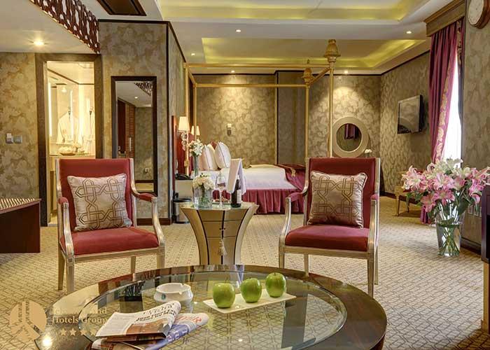 سویئت هتل بزرگ تهران