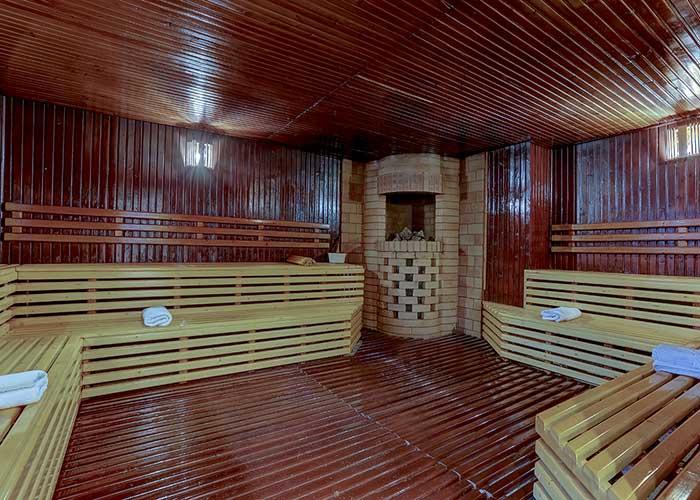سونا خشک هتل بزرگ تهران
