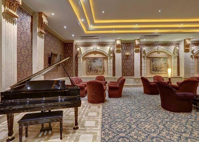 تصاویر لابی هتل بزرگ تهران دو
