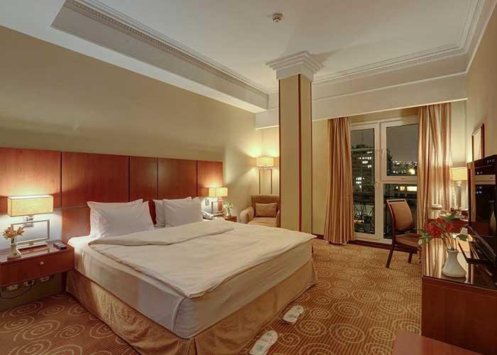 عکس دو تخته هتل بزرگ تهران دو