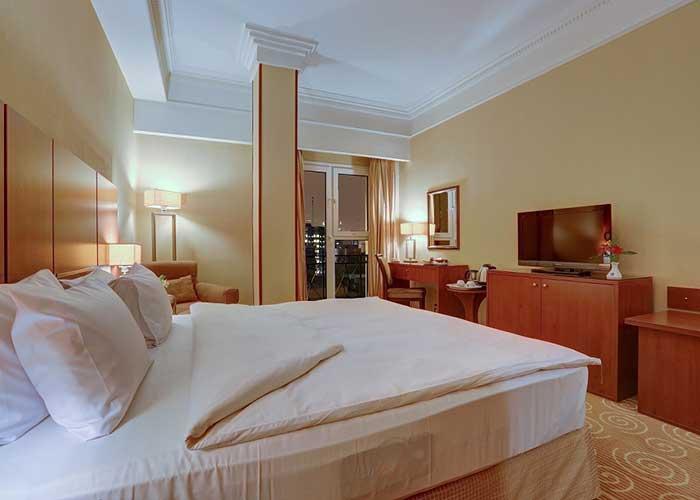 اتاق دو تخته دبل هتل بزرگ تهران دو