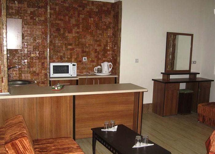عکس اتاق هتل تهرانی یزد