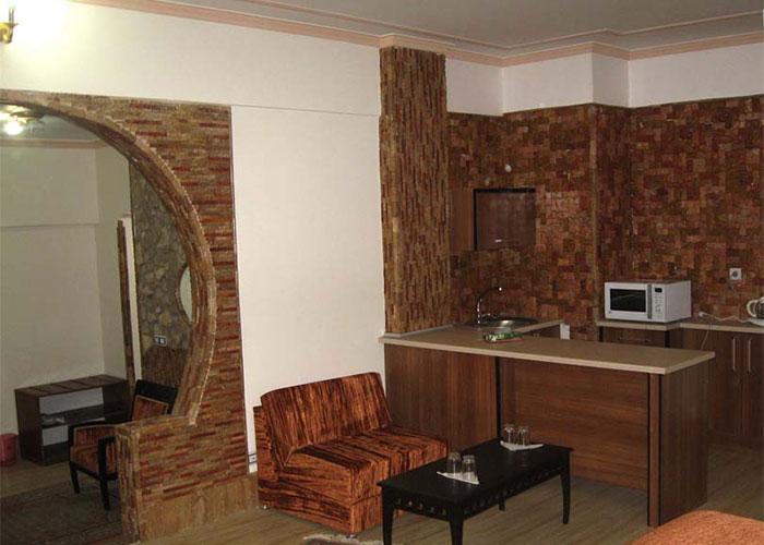 تصاویر اتاق هتل تهرانی یزد