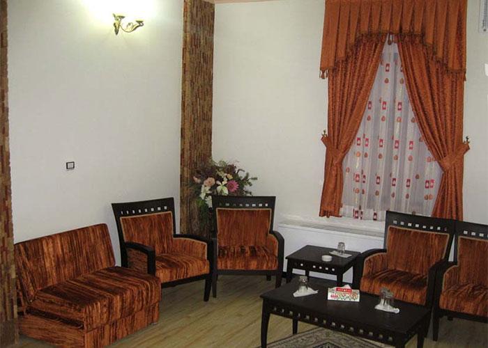 اتاق هتل تهرانی