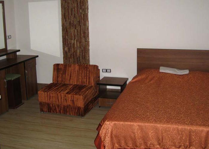 دبل هتل تهرانی یزد