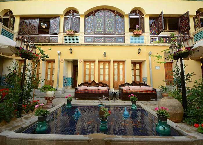 تصاویر هتل طلوع خورشید اصفهان