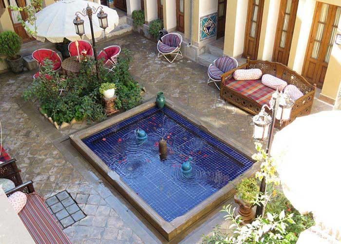 حوض هتل طلوع خورشید
