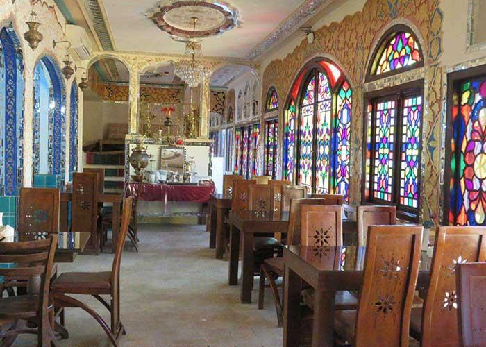 تصاویر رستوران هتل طلوع خورشید اصفهان