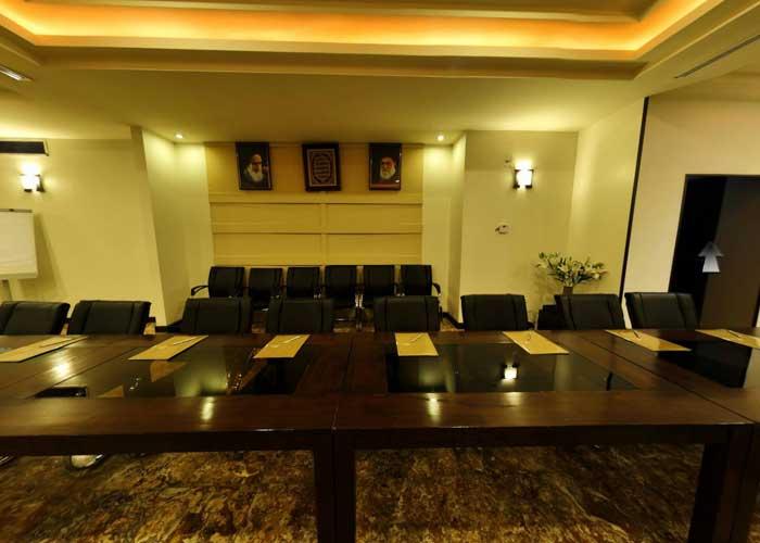 سالن کنفرانس هتل آپارتمان طوبی تهران