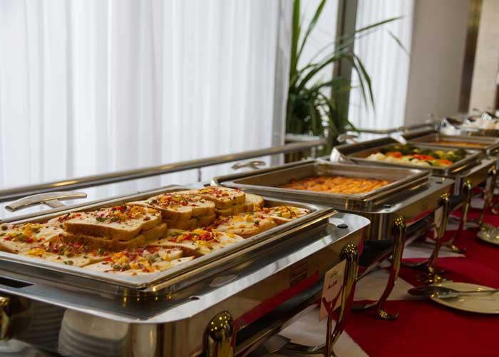 تصاویر هتل توس مشهد