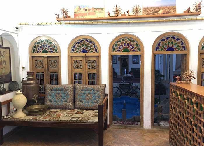 هتل سنتی والی یزد
