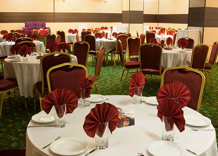 سالن مراسم ها هتل ورزش تهران